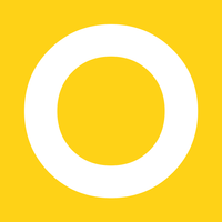 Over by GoDaddy logo