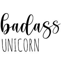 Badass Unicorn logo