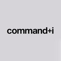 Command+i Magazine logo
