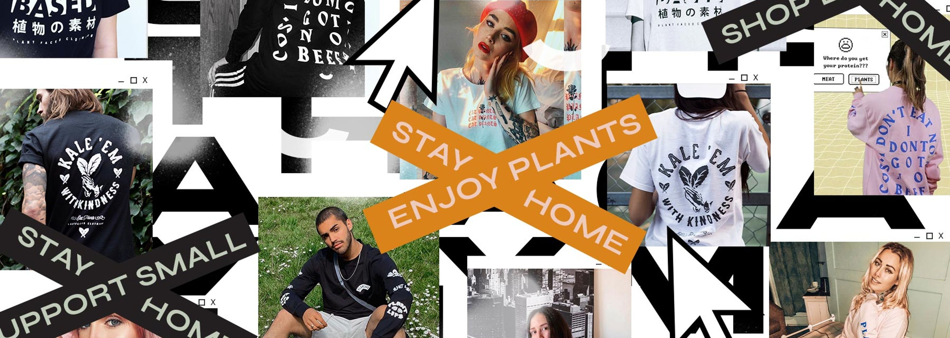 Plant Faced Clothing Jobs & Projects | The Dots
