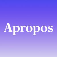 Apropos Agency logo