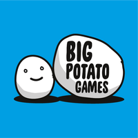 Big Potato Games logo