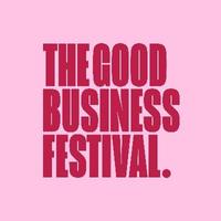 The Good Business Festival logo