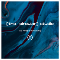[the⏤circular] studio logo