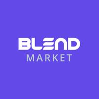 Blend Market logo
