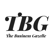 The Business Gazelle logo