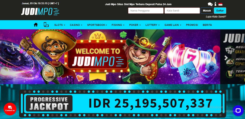 Link Daftar Agen Slot Cq9 Terbaru Mudah Menang Judimpo The Dots