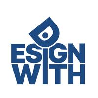 DesignWith logo