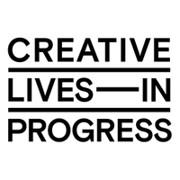Creative Lives in Progress logo
