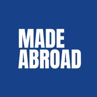 Made Abroad logo