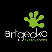 Artgecko Sketchbooks logo