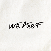 We Are F - Social media + Creative Boutique - London | Milan logo