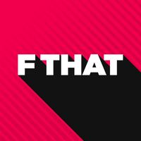 F That logo