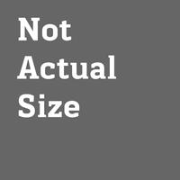 Not Actual Size logo