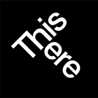 This Here logo