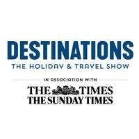 Destinations: The Holiday & Travel Show logo