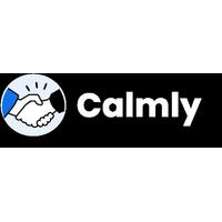 Calmly logo