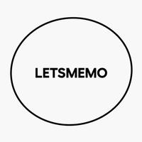 LETSMEMO logo