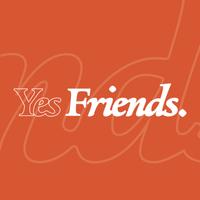 Yes Friends logo
