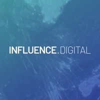 Influence Digital logo