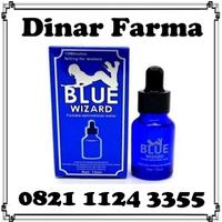 Apotik Resmi Jual Obat Perangsang Blue Wizard Asli COD Di Malang 082111243355 Free Ongkir logo
