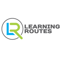 Learning Routes logo