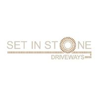 Set In Stone Driveways logo