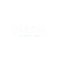 Plank Hardware logo