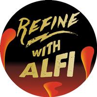Refine with ALFI logo