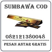 Agen Resmi { 082121380048 } Jual Permen Soloco Di Sumbawa logo