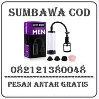 Agen Resmi { 082121380048 } Jual Alat Vakum Penis Di Sumbawa logo