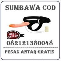 Agen Resmi { 082121380048 } Jual Penis Ikat Pinggang Di Sumbawa logo