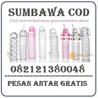 Agen Resmi { 082121380048 } Jual Kondom Bergerigi Di Sumbawa logo