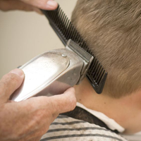 Mohawk Barbers logo
