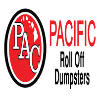 Pacific Roll Off Dumpsters logo
