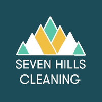 Seven Hills Cleaning logo