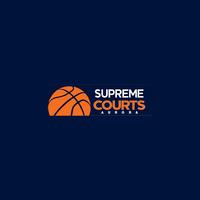 Supreme Courts Basketball logo