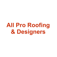 All Pro Roofing & Designers logo