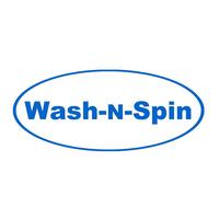 Wash-N-Spin Laundromat logo