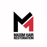 MAXIM Hair Restoration Dallas logo