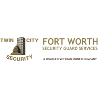 Twin City Security Fort Worth logo