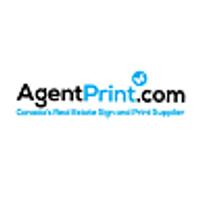 Agent Print logo