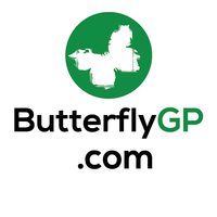 Butterfly Graphics and Printing logo