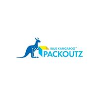 Blue Kangaroo Packoutz of Denver logo