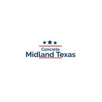 Concrete Midland Texas logo