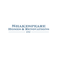 Shakespeare Homes and Renovations Inc. logo