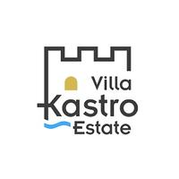 Villa Kastro Estate logo