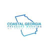 Coastal Georgia Pressure Washing logo