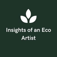 Insights of an Eco Artist logo