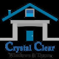 Crystal Clear Windows & Doors logo